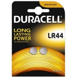 PILE LR44 1,5 V BL 2 DURACELL