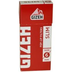 GIZEH FILTRI 6 MM POP UP...