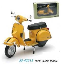 """VESPA P200E """"1978"""" 1:12"""