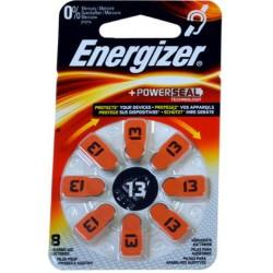 PILE ENERGIZER AC13 BL. 8