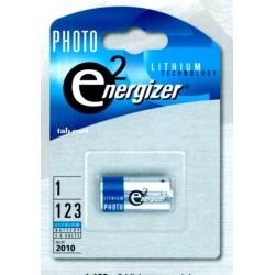 PILE ENERGIZER EL123AP 3 V.