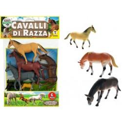BUSTA CAVALLI 6 PZ