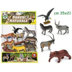 BUSTA ANIMALI DEL PARCO 10...