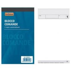 BLOCCO COMANDE 2 COPIE 10 x17
