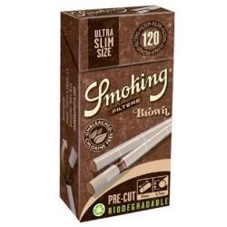 SMOKING BROWN FILTRI...